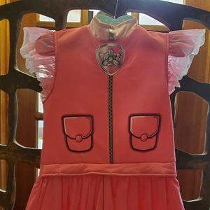 Girls Sky Paw Patrol costume